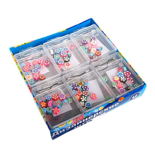 Набор для плетения ″Цветочки″ в коробке 2092 Ультрамарин купить оптом и в розницу
