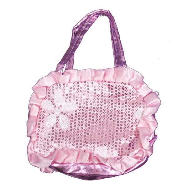 Сумка детская ″Модница″, цвет розовый 16*10*6 купить оптом и в розницу