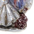 Статуэтка с фоторамкой ″Влюбленная пара″ Цветы 17*14см KF6129 купить оптом и в розницу
