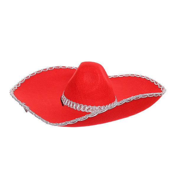 Шляпа карнавальная ″Самбреро″ 58см 1843-4 купить оптом и в розницу