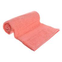 Махровое полотенце 70*140см персиковое ЭК140 Д01 купить оптом и в розницу