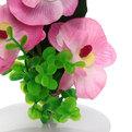 Подсвечник ″Орхидея Розовая″ 19см РХ250 купить оптом и в розницу