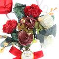 Подсвечник ″Благородные розы″ 23см РХ210К купить оптом и в розницу