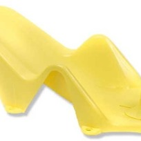 """Горка для купания """"Дельфин"""" желтый *4 купить оптом и в розницу"""
