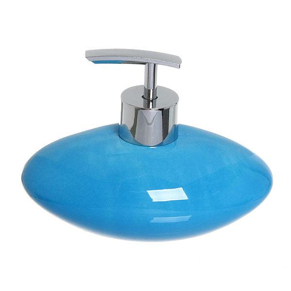 Дозатор для жидкого мыла 2622 синий купить оптом и в розницу