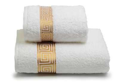 ПЦ-3501-993 полотенце 70x130 махр г/к MEANDRO цв.101 купить оптом и в розницу