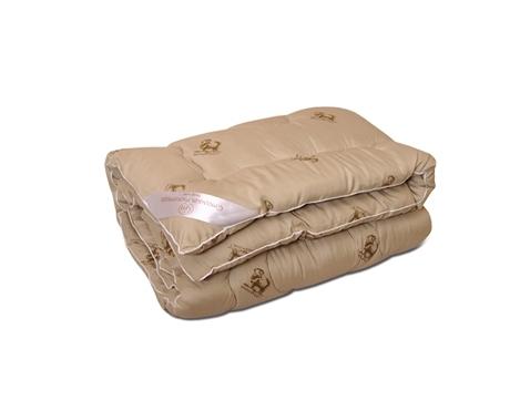 """Одеяло 1,5 """"Овечья шерсть"""" п/э 300гр Комфорт СТ купить оптом и в розницу"""