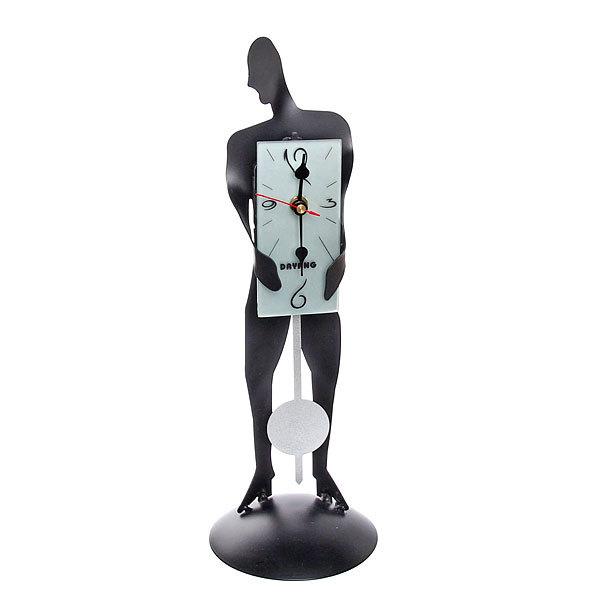 Часы настольные ″Человек с маятником″ 80500 купить оптом и в розницу
