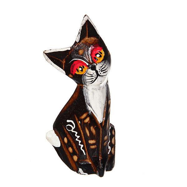 Сувенир Кошки 10,12,15 см ком-т 3 албезия купить оптом и в розницу