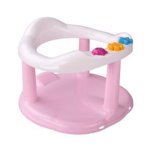 Сиденье детское для купания (розовый)(уп.8) купить оптом и в розницу