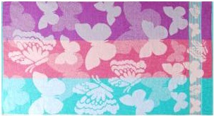 ПЦ-2602-1564 полотенце 50x90 махр п/т FALENA цв.10000 купить оптом и в розницу