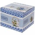 Чайник заварочный керамический 400 мл ″Королевское чаепитие″ 2 купить оптом и в розницу