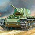 Сб.модель П3539 ПН Танк КВ-1 купить оптом и в розницу