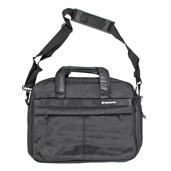 Сумка-портфель мужская ″Деловая″, 4 отделения, цвет черный 40*30 купить оптом и в розницу