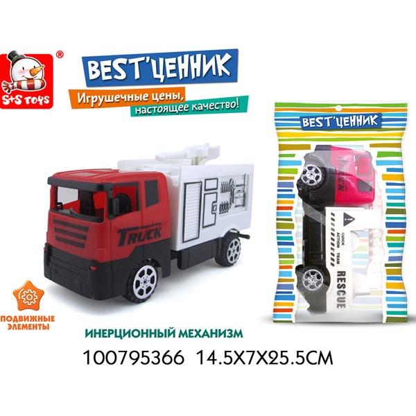 """Машина инерц. 100795366 Пожарная BEST""""ценник купить оптом и в розницу"""