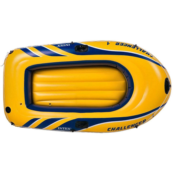 лодка пластиковая одноместная