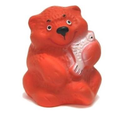 Рез. Медведь с рыбкой СИ-216 купить оптом и в розницу