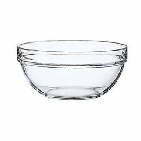 Салатник прозрачный малый 10см. (6/24) купить оптом и в розницу