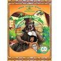 Книга 978-5-9539-6750-1 Книга джунглей.Сказка в рамке+CD купить оптом и в розницу