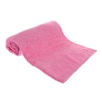 Махровое полотенце 70*140см светло-розовый 420 г/м2 ЭК140 купить оптом и в розницу