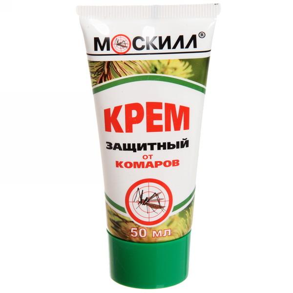 Крем против комаров 50мл Москилл купить оптом и в розницу