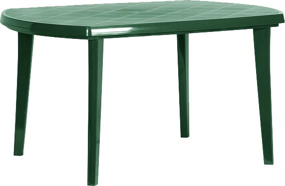 Стол ELISE 137х90х73 см зеленый купить оптом и в розницу