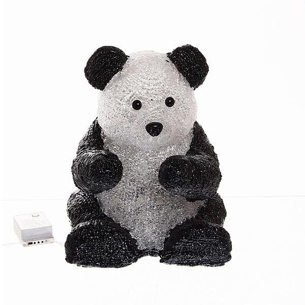 Фигура светодиодная 26 см ″Панда″ купить оптом и в розницу