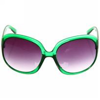Очки солнцезащитные женские, форма бабочка ″Летняя коллекция 2017″ цвет зеленый купить оптом и в розницу