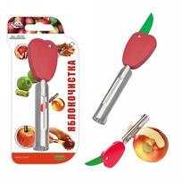 Яблокочистка 2 цвета New, J53-94 купить оптом и в розницу