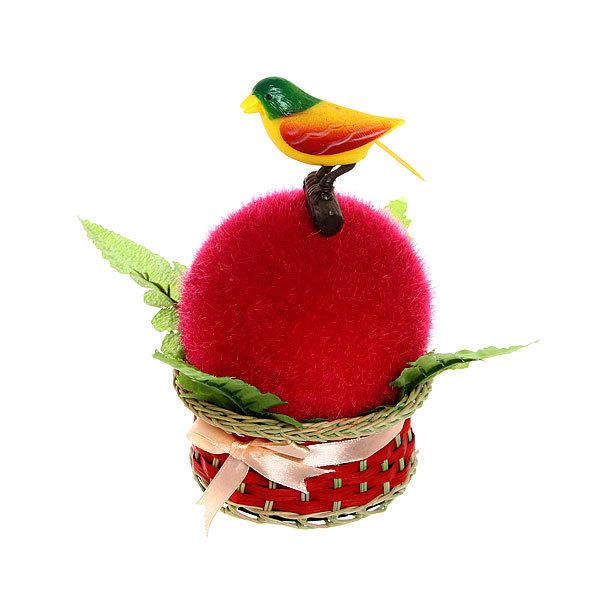 Фигурка ″Птица певчая″ на шаре 327A-2 купить оптом и в розницу
