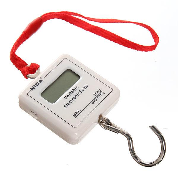 Безмен электронный 25 кг NIDA PES купить оптом и в розницу
