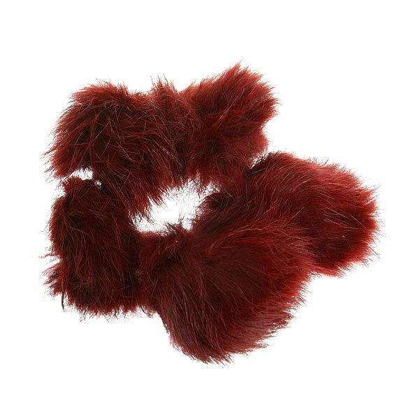 Резинка для волос 1шт ″Адора″, цвет вишневый купить оптом и в розницу
