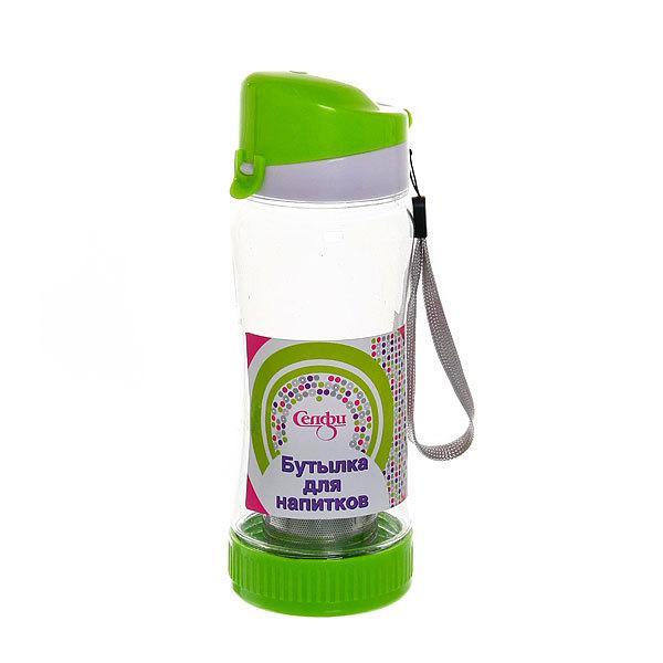 Бутылка пластиковая заварочная 450мл 450 Н купить оптом и в розницу