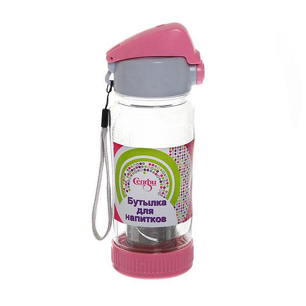 Бутылка пластиковая заварочная 500мл купить оптом и в розницу
