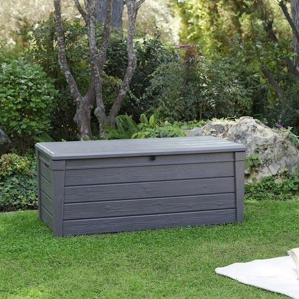 Коробка для хранения (искусственный ротанг) Brightwood145х69,7х60,3 445 л купить оптом и в розницу