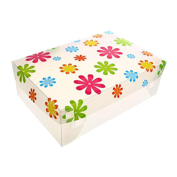 Коробка для хранения ″Цветы″ 30х20х10см. A купить оптом и в розницу