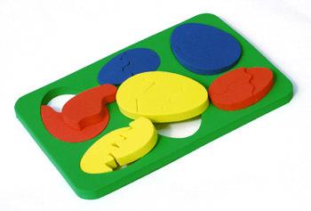 """Мозаика объёмная головоломка Яйца 111 """"Бомик"""" купить оптом и в розницу"""