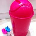 Ведро для мусора с плавающей крышкой 5л. 224DA купить оптом и в розницу