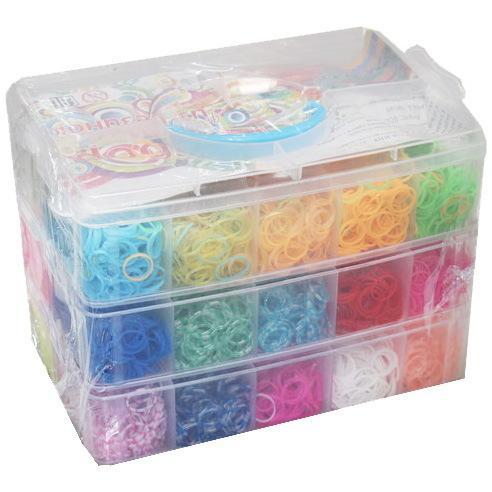 Набор 636 для плетения из резинок КНР (51428/060815/0001752, КНР) купить оптом и в розницу