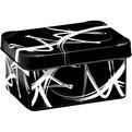 Коробка декоративная STOCKHOLM XL japanese brush/5 шт  Curver (39,5х29,5х25)см купить оптом и в розницу