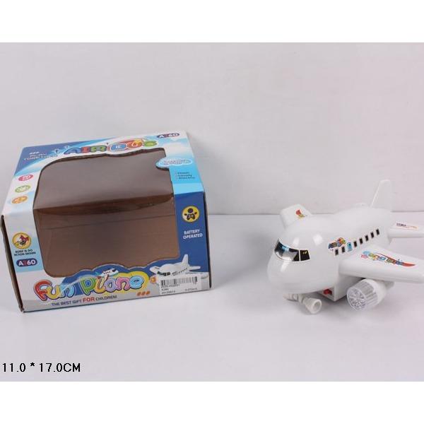 Самолет на бат. 360-А в кор. купить оптом и в розницу