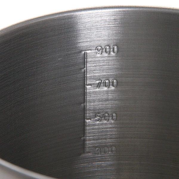 Ковш металлический 1,0 л мерный купить оптом и в розницу