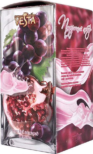 Подарочный набор ″Красный виноград и гранат″ 4пр.(шампунь250+гель250+пена250мл+бальз д/в) купить оптом и в розницу