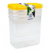 Набор контейнеров ″Venecia″ (лимон) купить оптом и в розницу