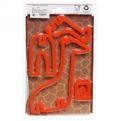 Форма для печенья 3D ″Жираф″ JY728 купить оптом и в розницу
