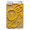 Форма для печенья 3D ″Лев″ JY728 купить оптом и в розницу