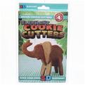 Форма для печенья 3D ″Слон″ JY728 купить оптом и в розницу