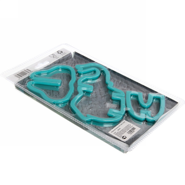 Форма для печенья 3D ″Слон″ купить оптом и в розницу