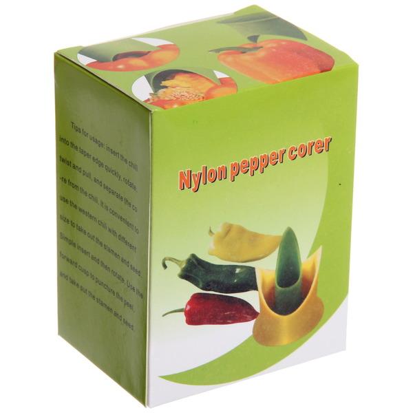Прибор для удаления сердцевины перца 2шт купить оптом и в розницу
