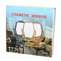 Зеркало настольное ″Версаль″ Прямоугольник 31см 439-1 серебро купить оптом и в розницу